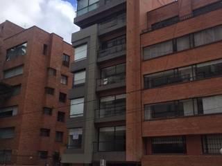 Edificio Almarú Rosales Casas modernas de V&V Arquitectos SAS Moderno