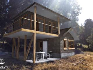 โดย NidoSur Arquitectos - Valdivia โมเดิร์น