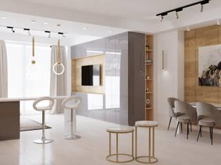 minimalist  by студия дизайна, Minimalist
