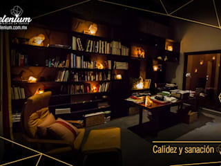 Armoniza tu espacio con Selenium de Selenium lámparas de cuarzo Rústico