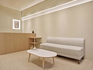 Cliniche in stile minimalista di 원더러스트 Minimalista