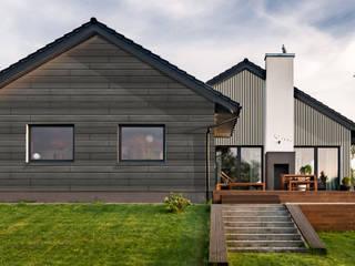 Bardages en bois composite Sylneo Chalets & maisons en bois