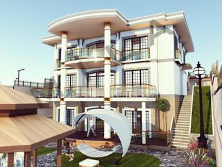 DRAGOS VİLLALARI Mila Mimarlık & İnşaat Modern
