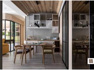 北歐輕工業現代宅 根據 築沃空間設計室內裝修工程有限公司 工業風