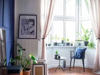 WOHNZIMMER| Interior Design Klassische Wohnzimmer von design studio von dieken Klassisch