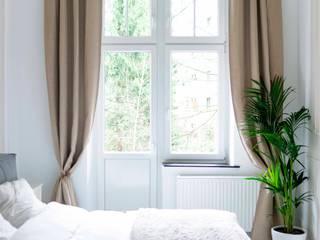 SCHLAFZIMMER | Interior Design von design studio von dieken Skandinavisch