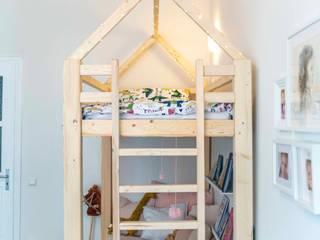 KINDERBETT | Interior Design Skandinavische Kinderzimmer von design studio von dieken Skandinavisch