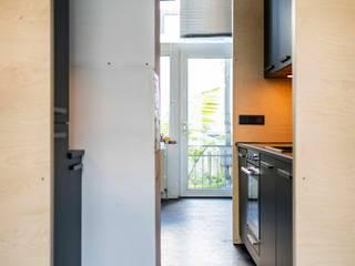 KÜCHE | Interior Design Industriale Bürogebäude von design studio von dieken Industrial