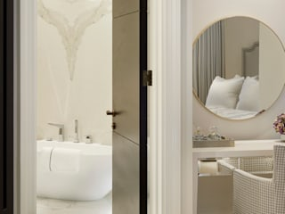 Shepherds Market, Mayfair by Celine Interior Design