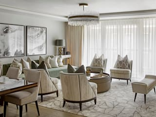 Thomas Earle, Kensington by Celine Interior Design