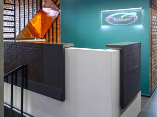 Офис фармацевтической компании Офисные помещения в стиле лофт от Partner Design Лофт