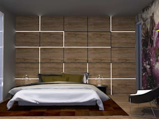 by Interior Design Stefano Bergami Modern