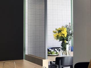 Bureaux - Rénovation d'un Cabinet Comptable - Architecture Intérieure Agencement Aménagement Décoration Espaces de bureaux modernes par Studio Bérengère Durret Moderne