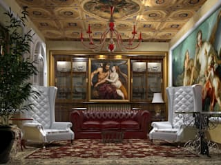 by Interior Design Stefano Bergami Classic