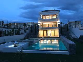 AFD ESTUDIO DE ARQUITECTO Mediterranean style houses