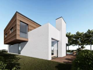 Prag Konut Projesi B.A Evi CRK İÇ MİMARLIK Modern
