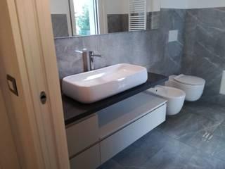 TREZZI INTERNI SNC DI TREZZI FAUSTO, FRANCESCO E DARIO Modern bathroom