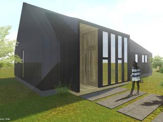 Casa Z|C de DCA estudio Escandinavo