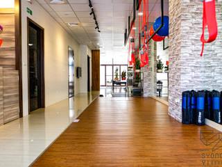 商業空間-高雄-淨元物理自療所 根據 雄邑室內設計裝修 現代風