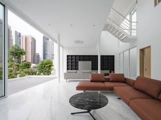 Hilltop Modern kitchen by Atelier M+A Modern