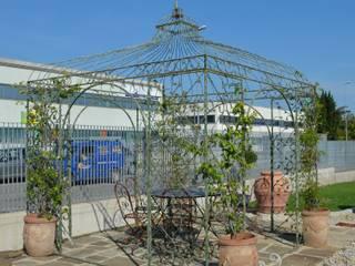 Orvieto Arte Garden Greenhouses & pavilions Besi/Baja Green
