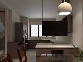 Dapur Klasik Oleh Studio Ezube Klasik
