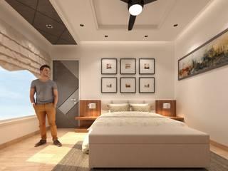 Kamar Tidur Modern Oleh Studio Ezube Modern