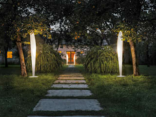 Modern style gardens by Ghenos Communication Modern