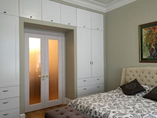 Ремонт 2к.кв на Большой Конюшенной Спальня в классическом стиле от Мастерок Лимитед Эдишн Классический