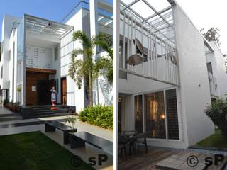 'E' - House by studioPERCEPT Modern