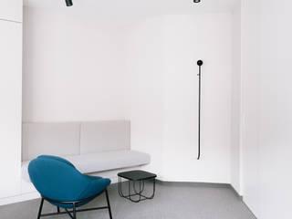 INpuls interior design & architecture Office buildings MDF White
