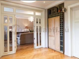 Элитный интерьер квартиры на Сивцевом Вражке от Nikolaeff.su Классический