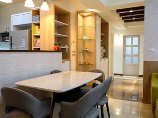 住宅空間-高雄-美術東六街 根據 雄邑室內設計裝修 鄉村風