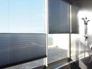 ESTILOS CORTINAS Habitaciones modernas de CORTINAS & DISEÑOS S.A.S Moderno
