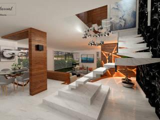 Citlali Villarreal Interiorismo & Diseño Escalier