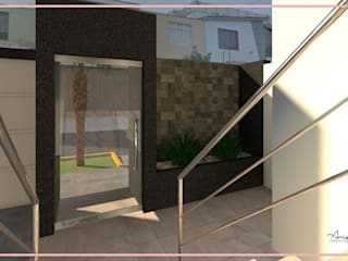Arisu Cavero - Arquitectura de Interiores Modern Terrace