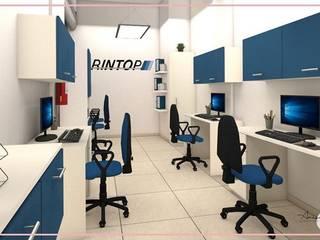 Arisu Cavero - Arquitectura de Interiores Offices & stores