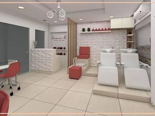 Arisu Cavero - Arquitectura de Interiores Commercial Spaces