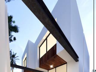 Remodelacion WIS de Geometrica Arquitectura Moderno