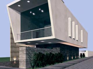 Casa A40 de IPALMA ARQUITECTOS