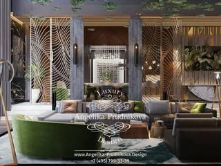 Classic style living room by Дизайн-студия элитных интерьеров Анжелики Прудниковой Classic