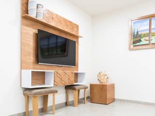 Carol Mobiliario Living room Engineered Wood Wood effect