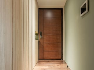 天然宜家 亞洲風玄關、階梯與走廊 根據 光合作用設計有限公司 日式風、東方風