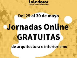 Jornadas gratuitas online INTeriorar 2020 de Elena de Frutos