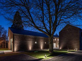 Blecherhof Korschenbroich Moderne Bürogebäude von Michael van Ooyen Architekt BDA Modern
