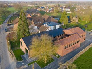 Blecherhof Korschenbroich Moderne Veranstaltungsorte von Michael van Ooyen Architekt BDA Modern