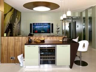 Элитный интерьер квартиры на Тихвинской Кухня в стиле модерн от Nikolaeff.su Модерн
