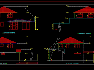 de Regularizacion de vivienda arquitectura