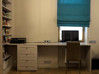 Элитный интерьер квартиры на Самотёчной Гостиная в стиле модерн от Nikolaeff.su Модерн