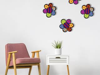 Creativando Srl - vendita on line oggetti design e complementi d'arredo Paredes y pisos de estilo moderno